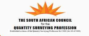 South Africa Council for the Quantity Surveying Profession (SACQSP)